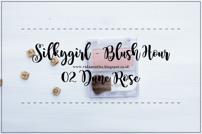 Silkygirl Blush Hour 02 Dune Rose Review