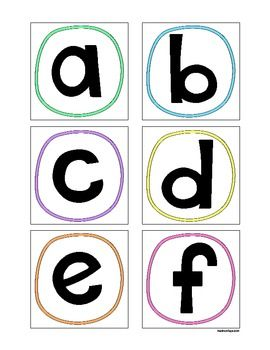 This Pack Contains A Boggle Worksheet For Listing Words Printable Colored Letters And Best 25 Bulletin Board