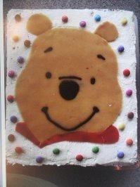 Winnie Pooh Torte - Rezept