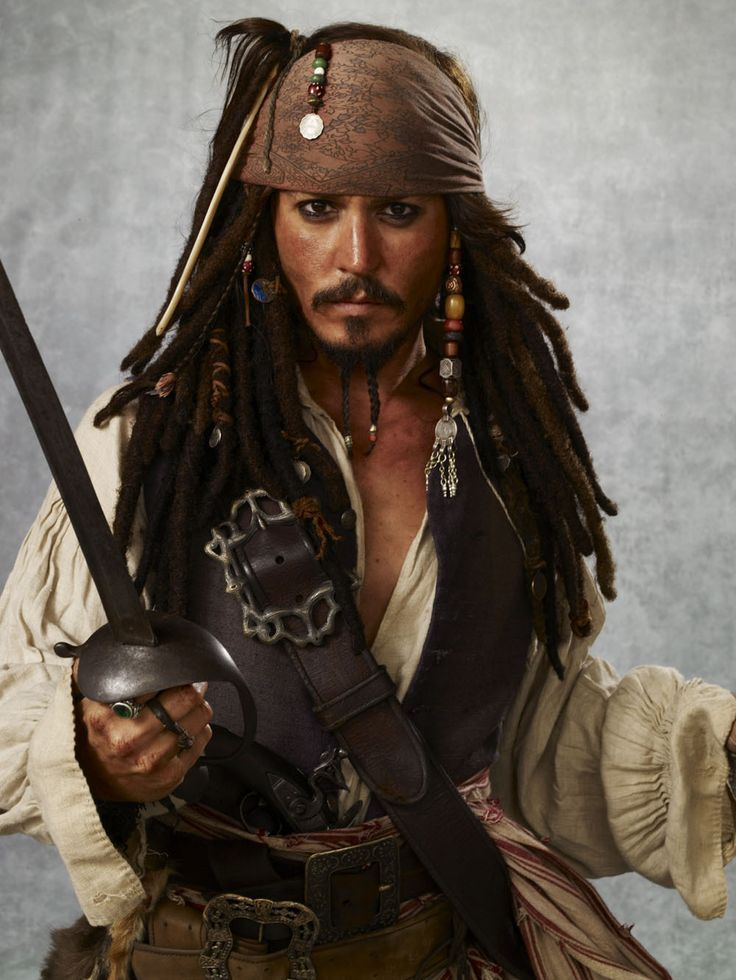 Jesse jain пираты