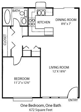 25 best ideas about 1 bedroom house plans on pinterest