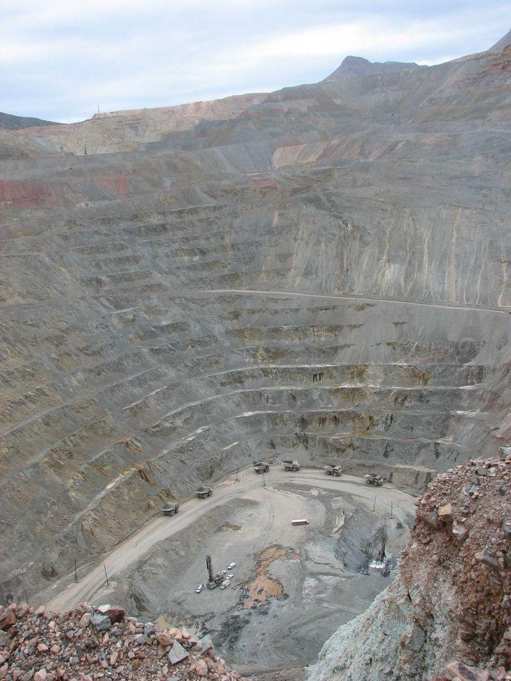 Ray Copper Mine  Arizona