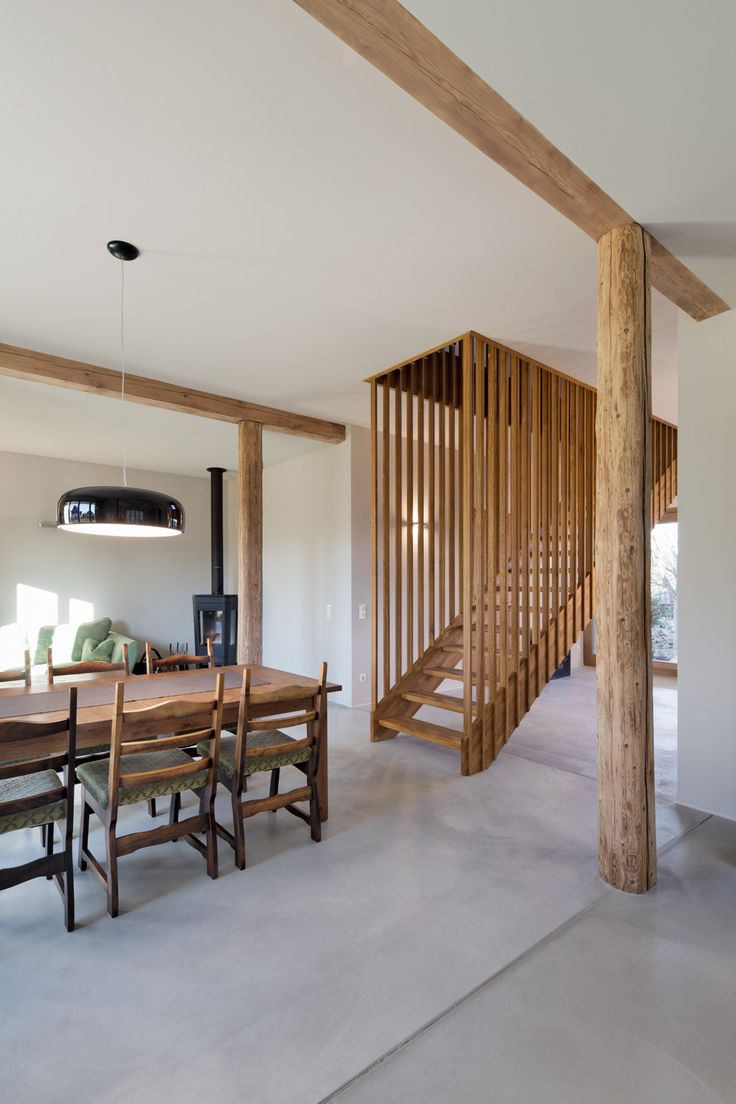 harfentreppe wohn und essbereich werner huthmacher lieblinge pinterest werner. Black Bedroom Furniture Sets. Home Design Ideas