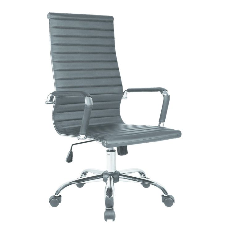 LINX  Sleek High Back Chair Black - Lowest Prices & Specials Online | Makro