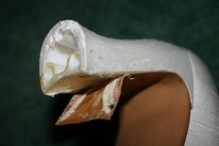Tutorial to cover shoes