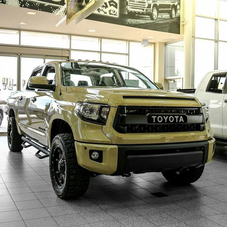 Toyota Trd For Sale: Best 25+ Tundra Trd Pro Ideas On Pinterest