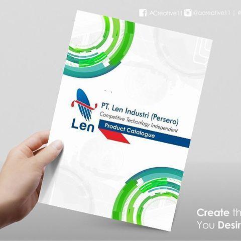 Desain Katalog Produk untuk PT. Len Industri (Persero)  #ACreative11 #GraphicDesign #Advertising #WebDesign #webdeveloper #HomeDesign #InteriorDesign #architecture #photography #AerialPhotography #AerialVideography #AllAboutDesign #bandung #westjava #Indo