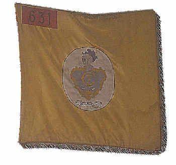 Batalhão de Cavalaria 631 Angola