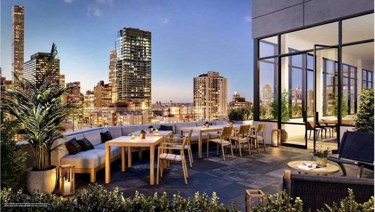 Designer luxurious 2 Bedroom Apartment with Gym, Doorman, Midtown EAST 27, New York, USA