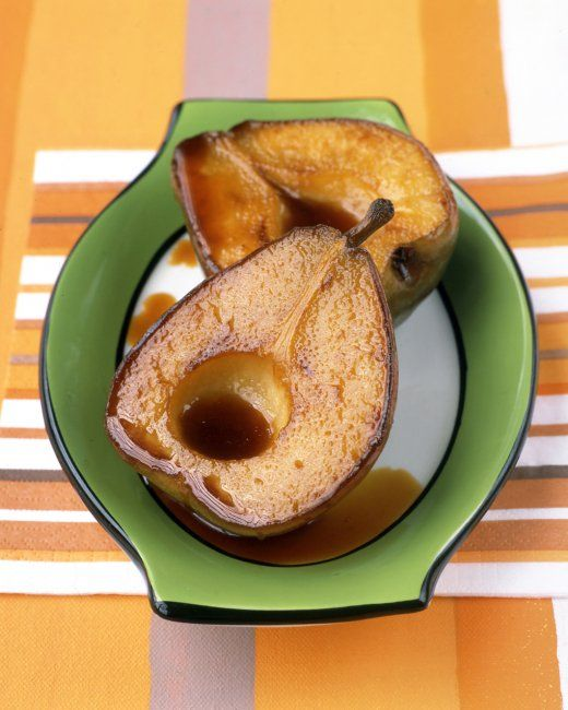Caramelized Pears | Recipes - Pies, Cobblers and Tarts | Pinterest