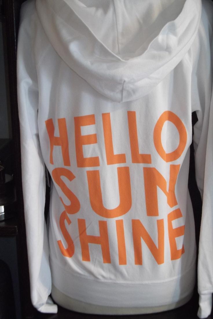 Sunshine Hoodie, Seaton.