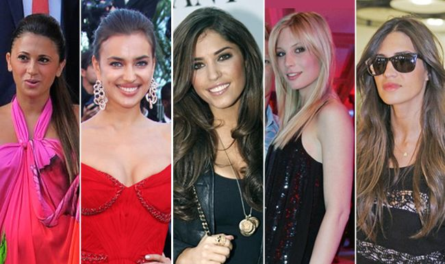 Top 10 Extremely Well-Dressed Footballer Wags