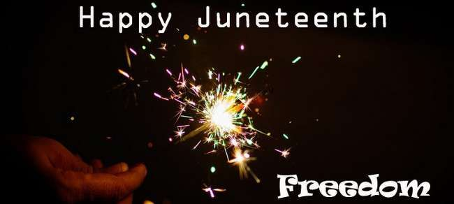 Happy Juneteenth Day