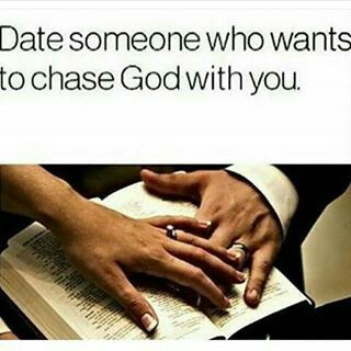 Dating someone who is not christian