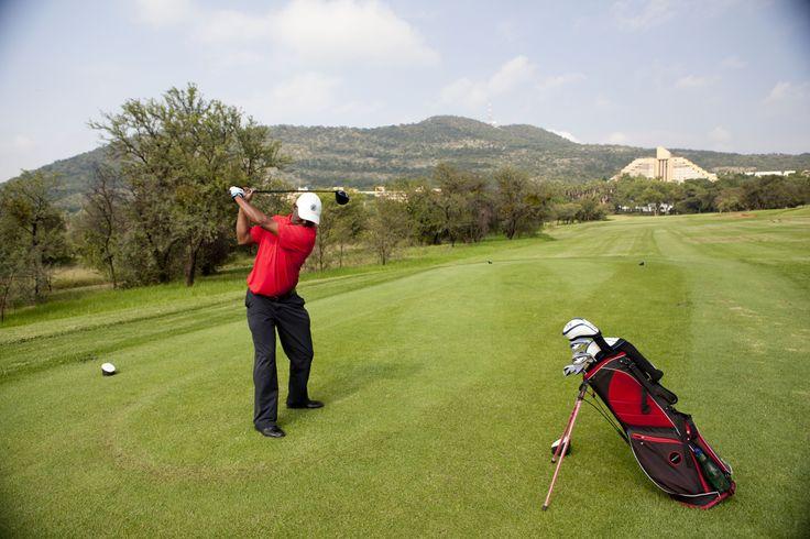 Sun City Golf Course. #SunCity #Holiday #Africa #SouthAfrica #Adventure #Travel #Adventure #Golf