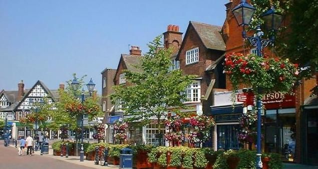 Solihull, UK .... some of my favourite people live here!!  My home for a year.