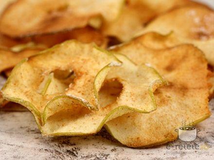 Chipsuri de mere