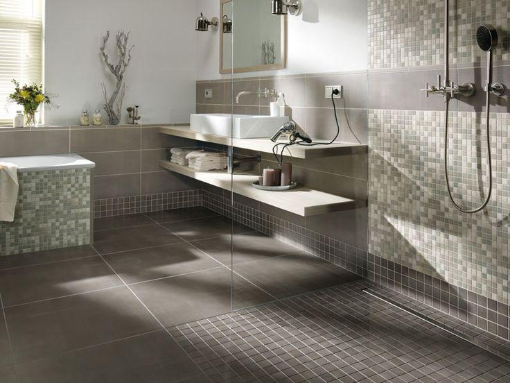 Moderne duschen mit mosaik  Die besten 25+ Badezimmer mosaik Ideen auf Pinterest | Bad mosaik ...