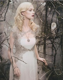 Love this Gwendolynne St Petersberg bolero in the Angelique jewellery campaign