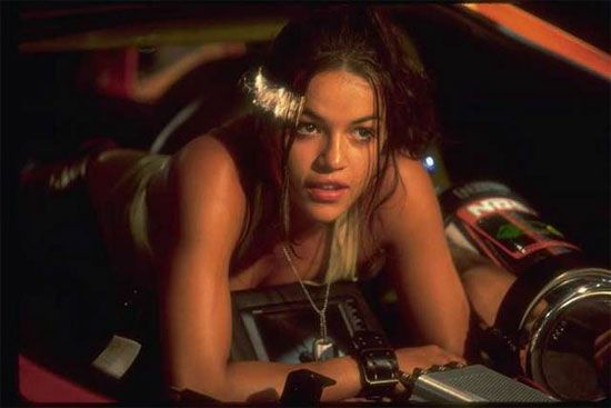 FAST AND FURIOUS MICHELLE RODRIGUEZ - See the best of the FAST AND THE FURIOUS
