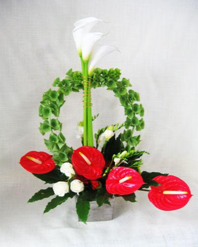 Church Altars Modern Flower Arrangement: 183 Best Images About Liturgical Flower Arrangement On