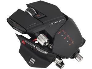 Mad Catz R.A.T.9 Mouse - Matte Black