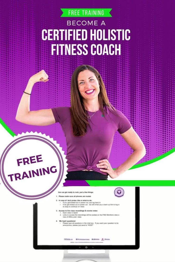 How to a successful, certified fitness & nutrition