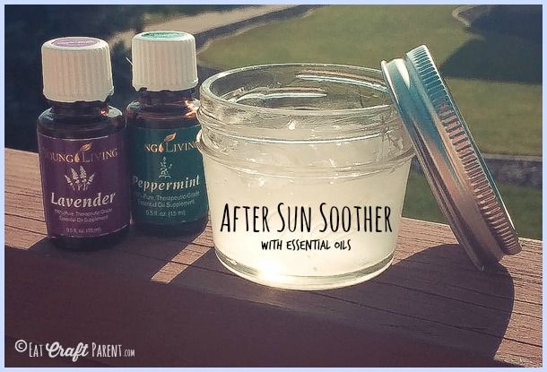 After-Sun Soothing Gel with Essential Oils - EAT.CRAFT.PARENT