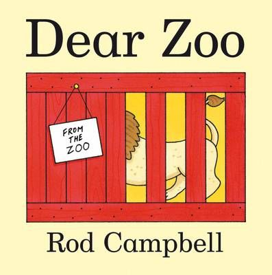 AUNTIE TANIA AND UNCLE TOMMY GETTING THIS! Dear Zoo