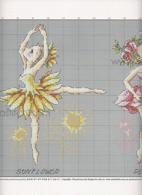 Gallery.ru / Foto # 3 - G 115 Flower Dance - Chispitas