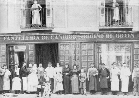 Fundado en 1725, Botín es el restaurante más antiguo del mundo según el Libro Guinness de los Records y uno de los referentes de la cocina tradicional en Madrid.