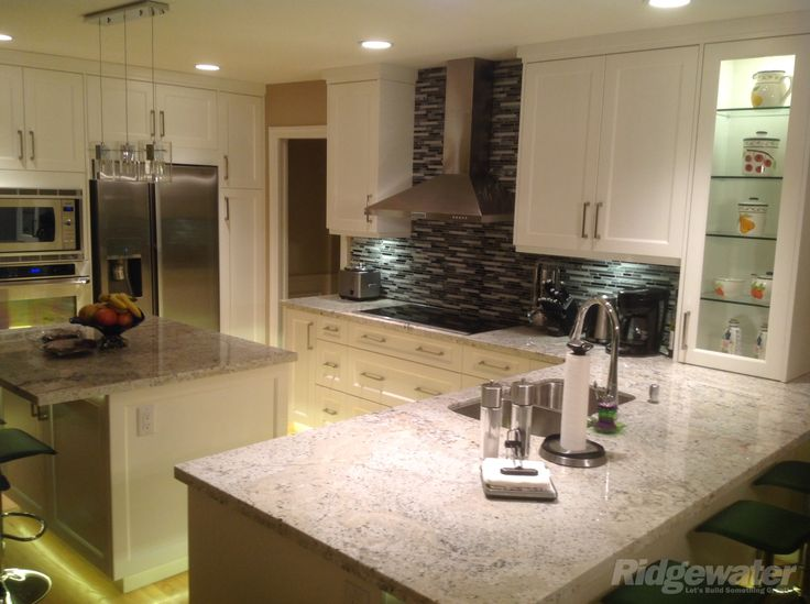 Kitchen is finished #ridgewater