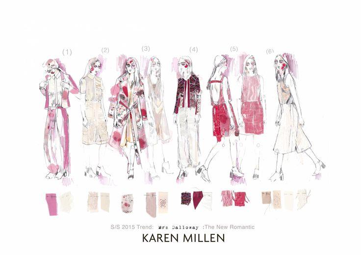 Karen Millen protege project- 2014 - ArtsThread Portfolio From Alexandra Baldwin