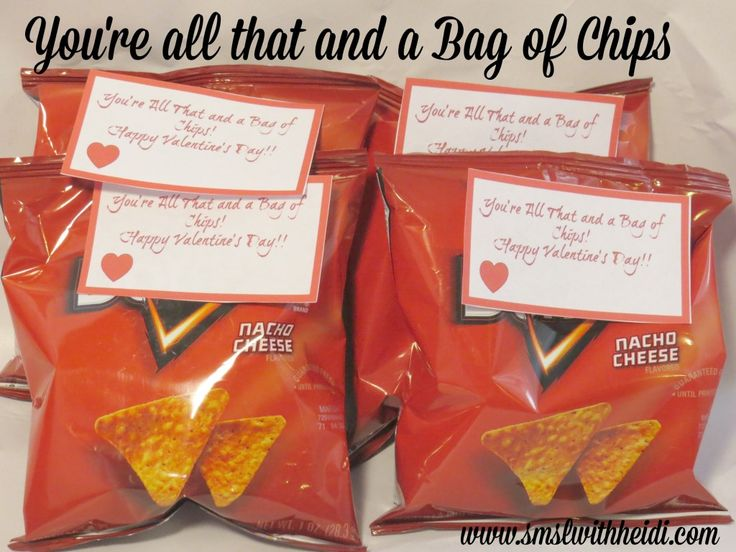 You're all that and a Bag of Chips