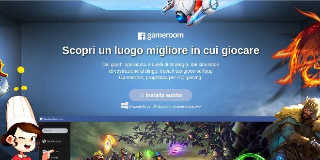Facebook sfida Steam con la piattaforma Gameroom  #follower #daynews - http://www.keyforweb.it/facebook-sfida-steam-con-la-piattaforma-gameroom/