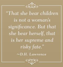 D.H. Lawrence •