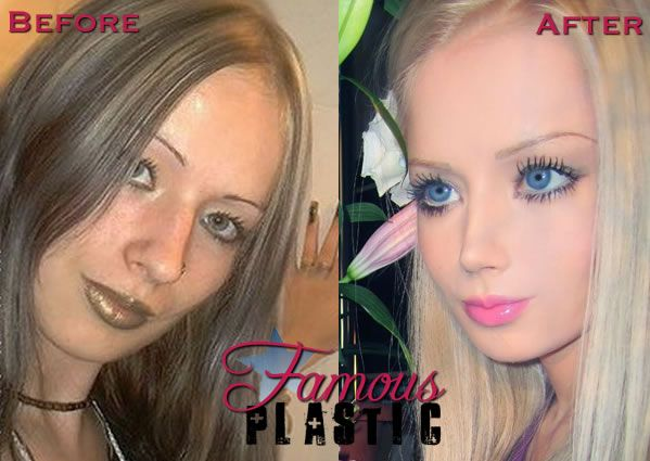 valeria lukyanova before and after - 43.4KB