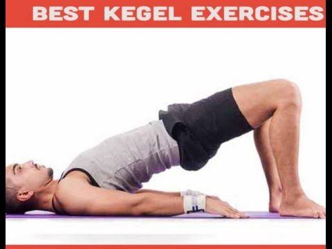 Kegel Exercises - 4 Steps to Strengthen Pelvic Floor Muscles - YouTube