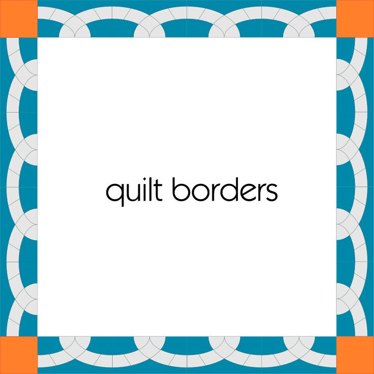 567 best quilts borders and binding images on pinterest for Quilting templates for borders