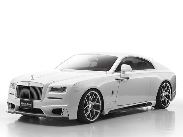 Is The The Most Bizarre Rolls-Royce Wraith You've Ever Seen? | automotive99.com