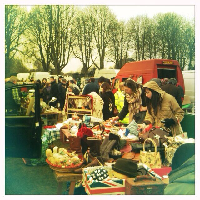 How To Get To Chiswick Car Boot Sale