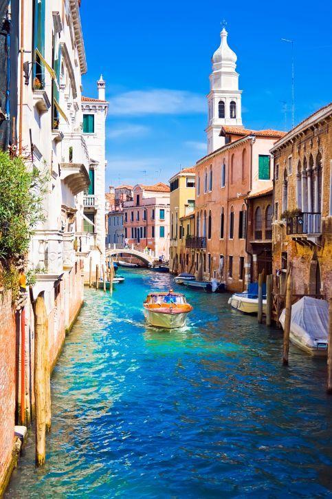 Venice, Italy photo via laura