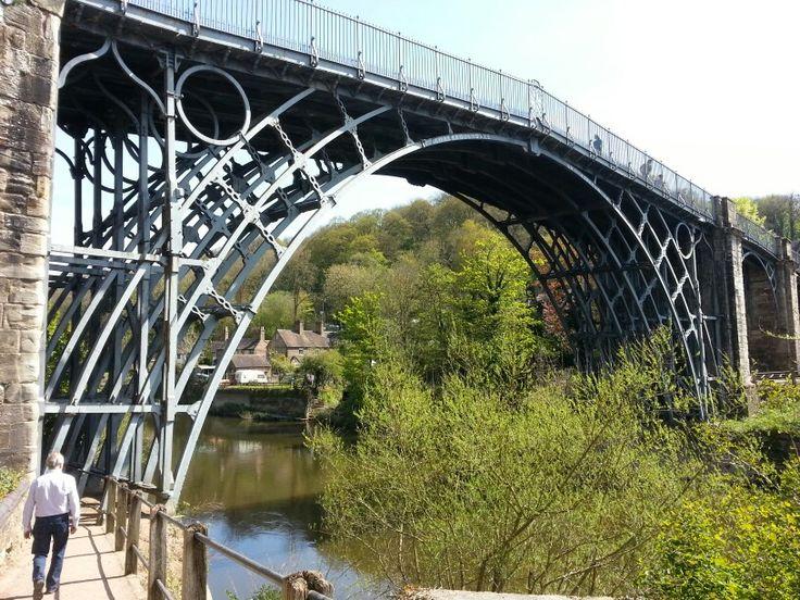 Ironbridge.  5th May.
