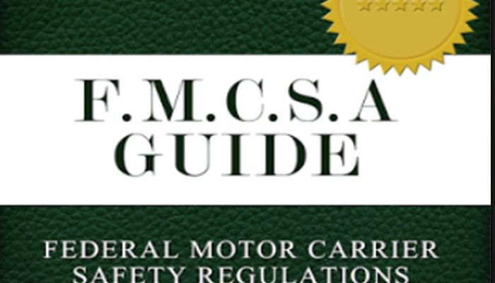 FMCSA Rules and Regulations App