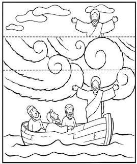 34 best Jesus Calms the Storm images on Pinterest  Jesus calms