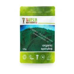 Spirulina Organica, Pulbere - 125 G