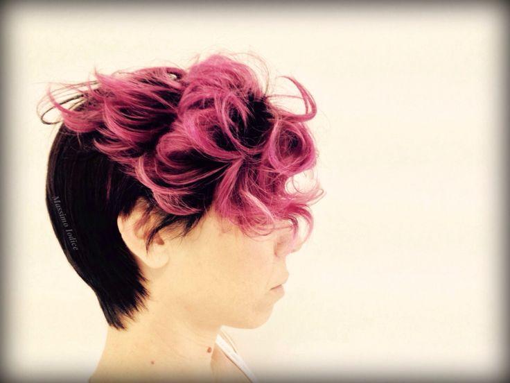 The colour is magic...! #massimoiodice #caserta #viamarchesiello #haircolour #haircut #purecolour #davines #italia #london #paris #milan #rome #instaframe #instagram #pin #colorecapelli #tagliocapelli #art #fashion #inspiration