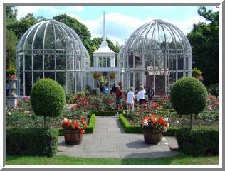 Botanical Gardens - Birmingham Alabama