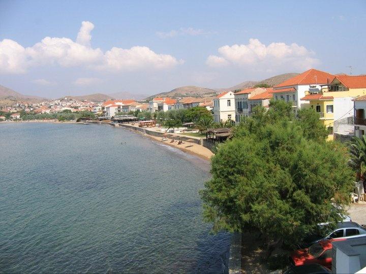 Myrina,Lemnos,Greece