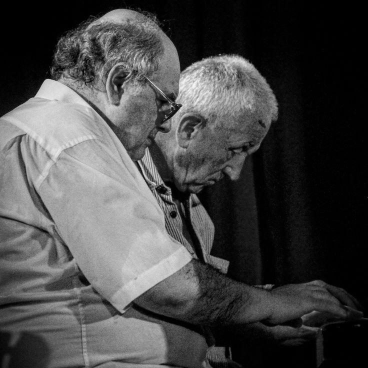 Béla Szakcsi Lakatos & György Vukán  © Sándor Daku